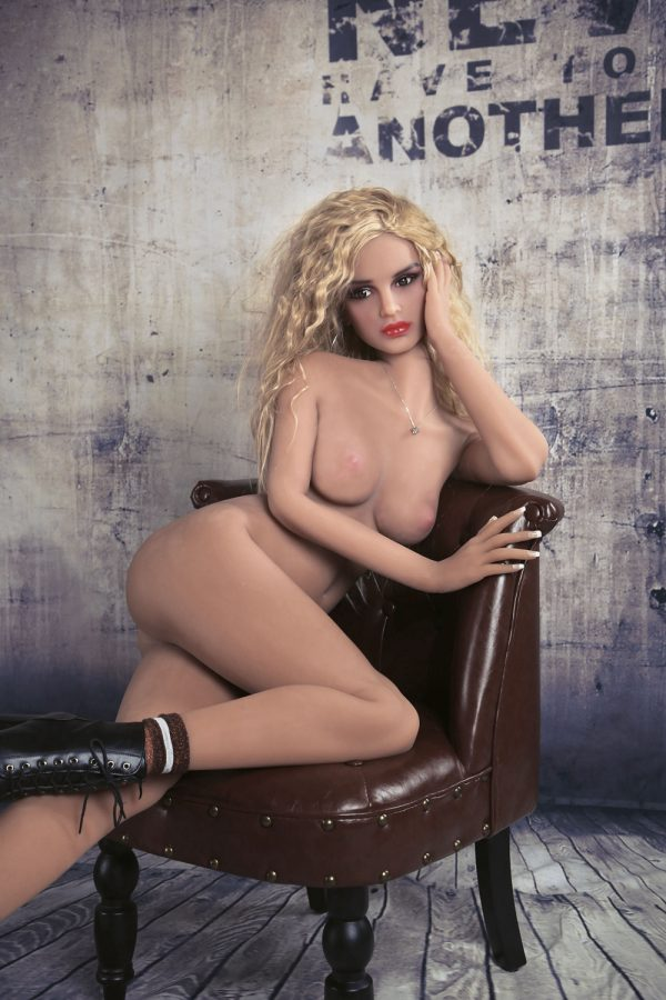Leia Premium Blonde Sex Doll