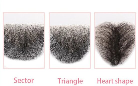 Pubic Hair Options