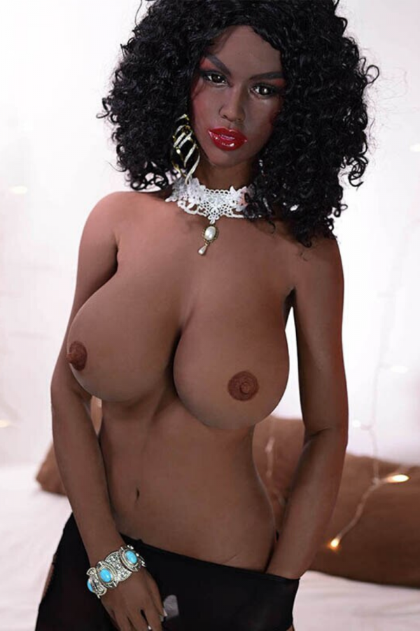 Serenity Black African Sex Doll