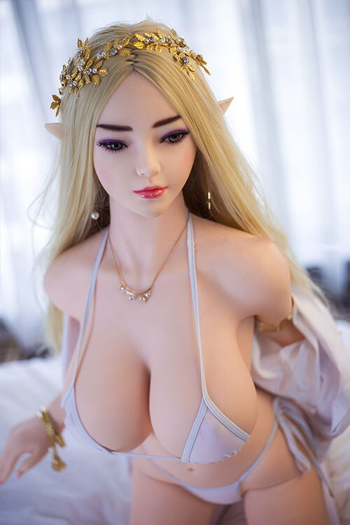 Gaylia Elf Cosplay Sex Doll