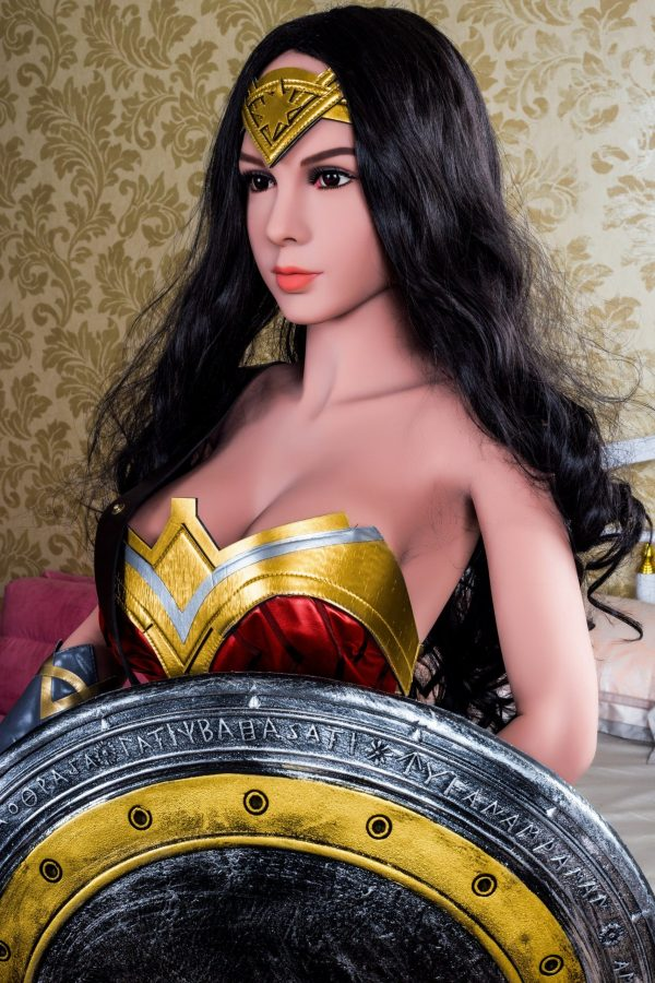Wonder Woman Cosplay Sex Doll