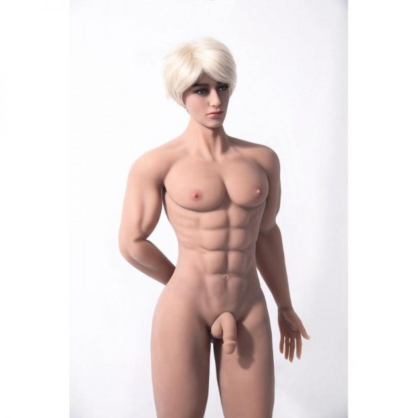 Collin Male Big Penis Sex Doll