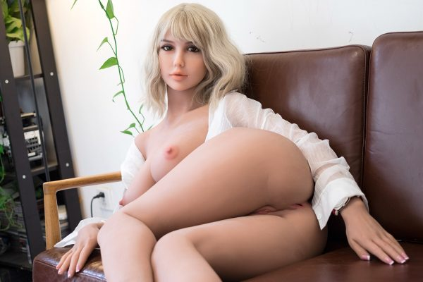 Genevieve Blonde Curvy Sex Doll