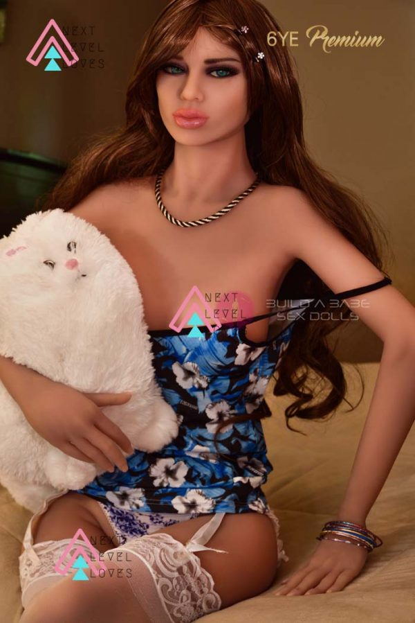 Ophelia Flat Chested Sex Doll