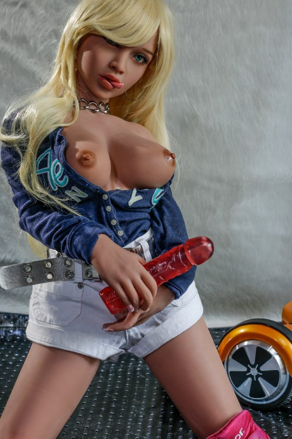 Kendall Short Blonde Sex Doll