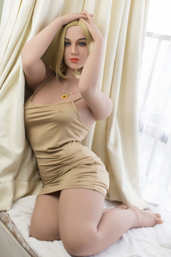 Etta Blonde Sex Doll
