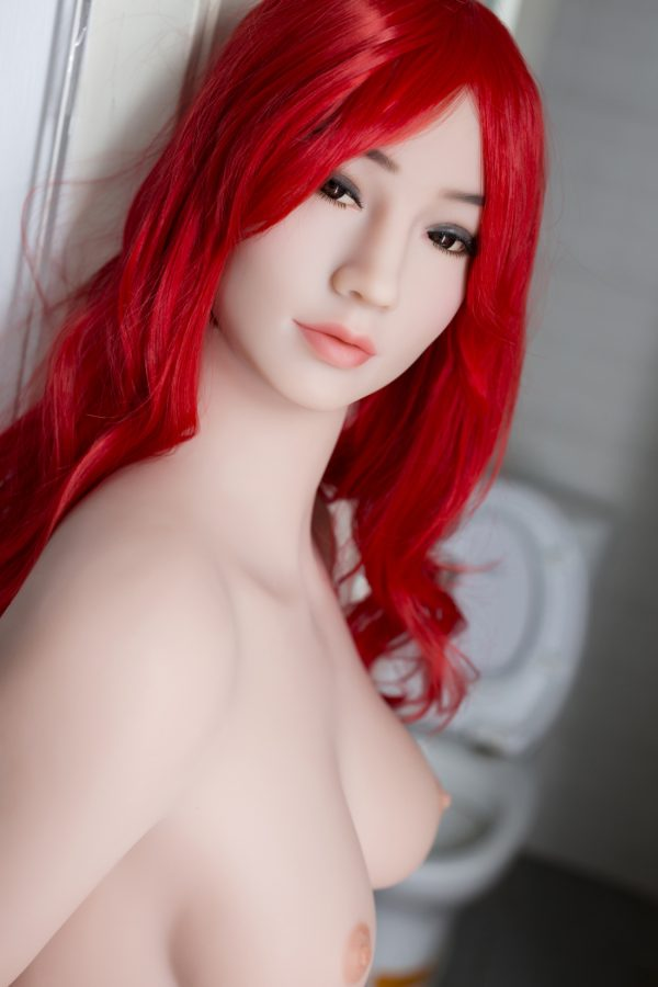 Whitley RedHair Sex Doll