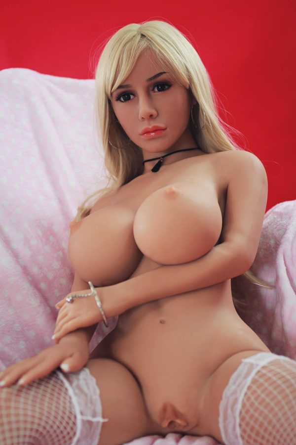 Liora - Small Blonde Sex Doll