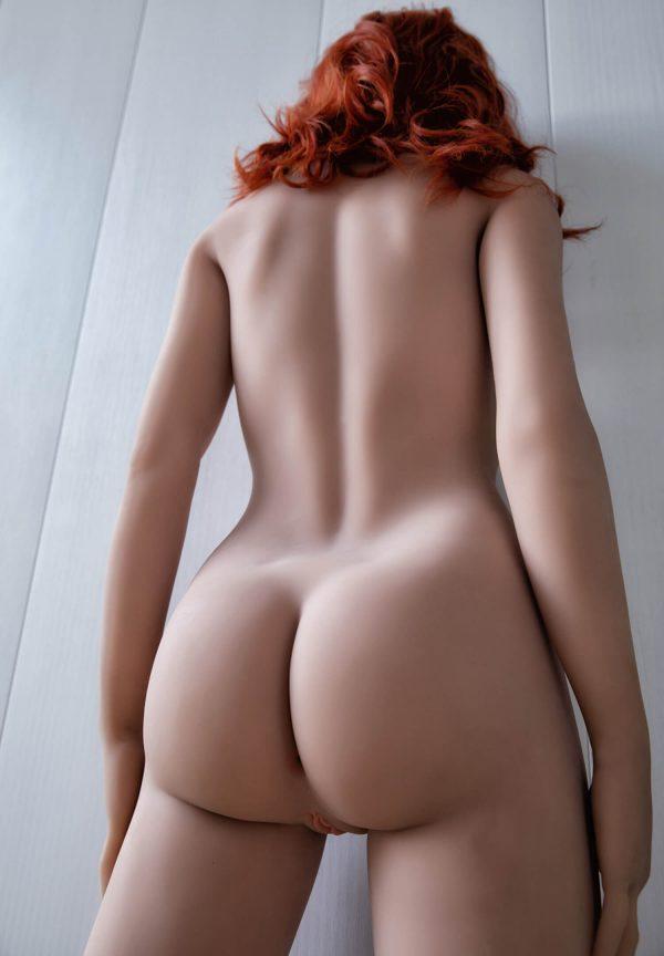 Alma - Red Hair Sex Doll