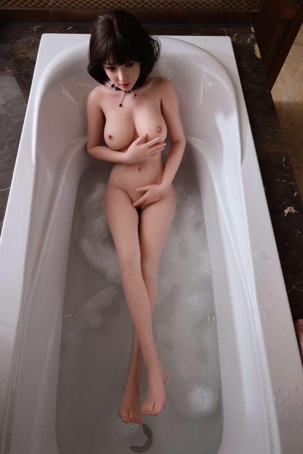 JingJing-Model9- Silicone Sex Doll