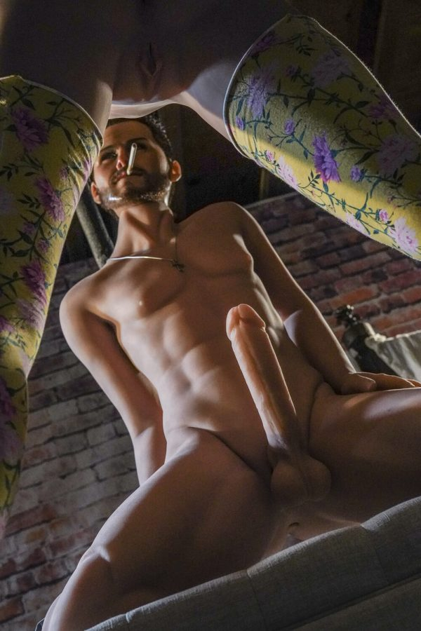 Jonathan - Male Sex Doll