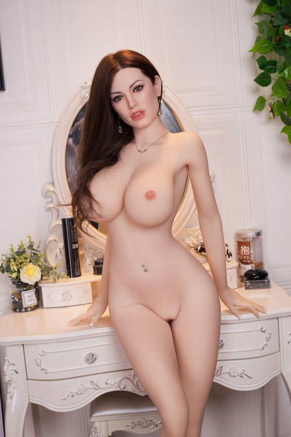 Netty-Tall Silicone Sex Doll
