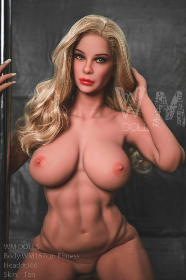 Britta-Blonde Sex Doll