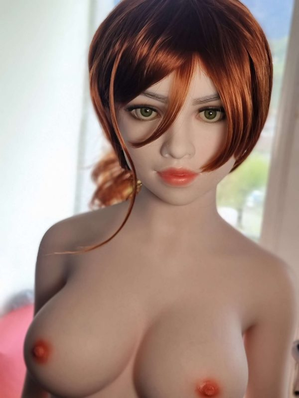 Silicone - Future Doll F26