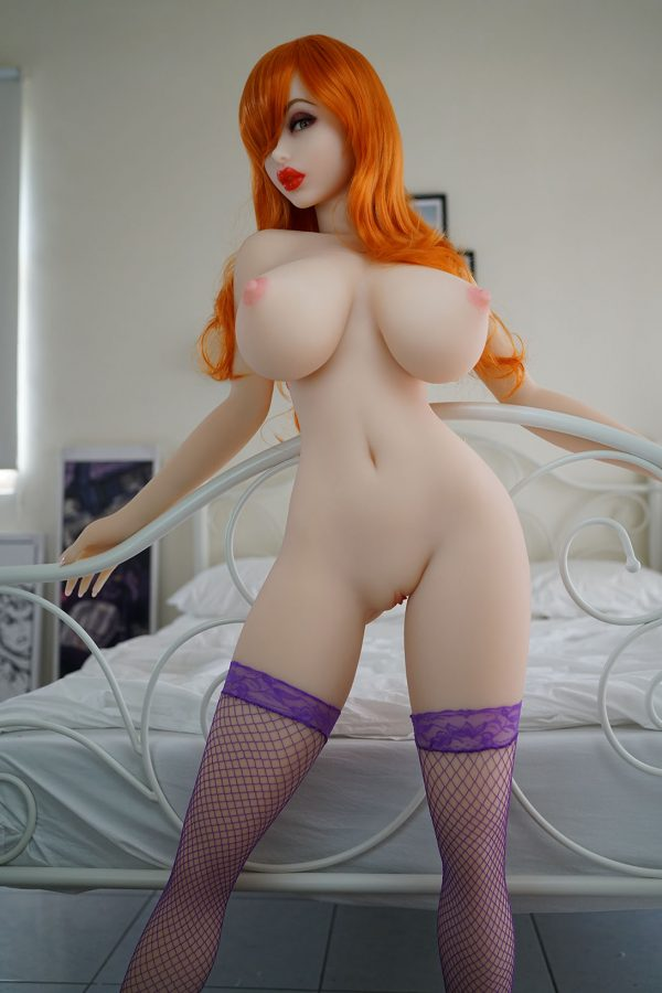 Piper Doll Jessica - Red Hair