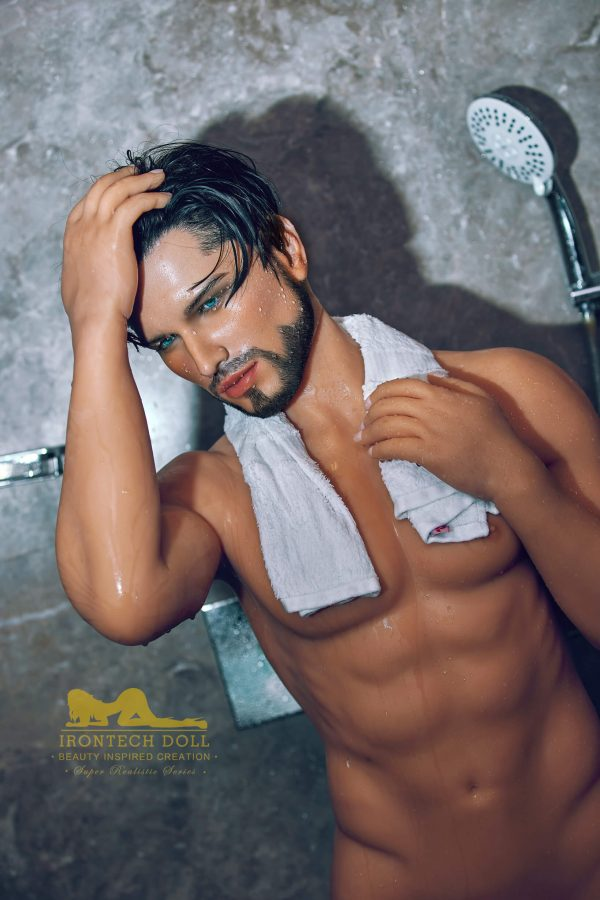 Kevin - Male Sex Doll