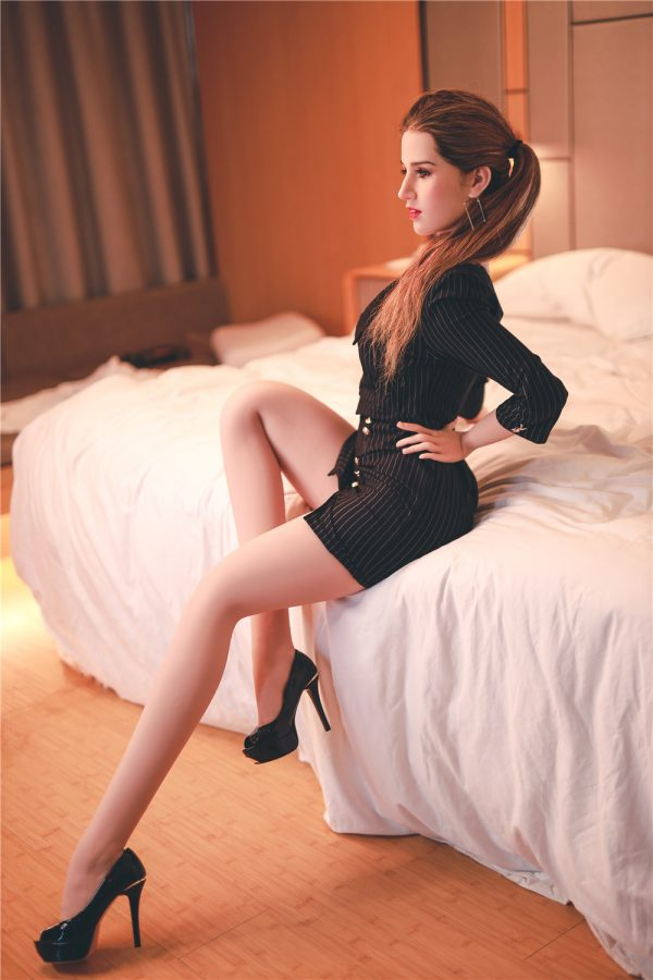 Abby - Silicone Sex Doll