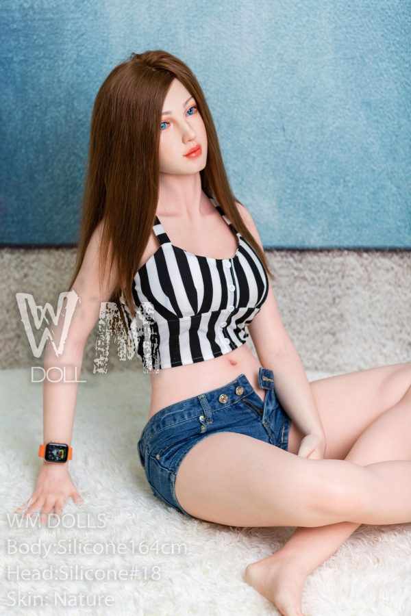 May - Silicone Sex Doll